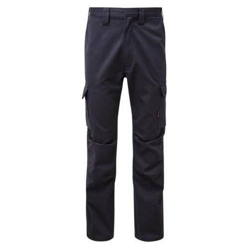 HAZTEC® Fife Flame Resistant Anti-Static ARC Combat Trouser 300 gsm Navy Front