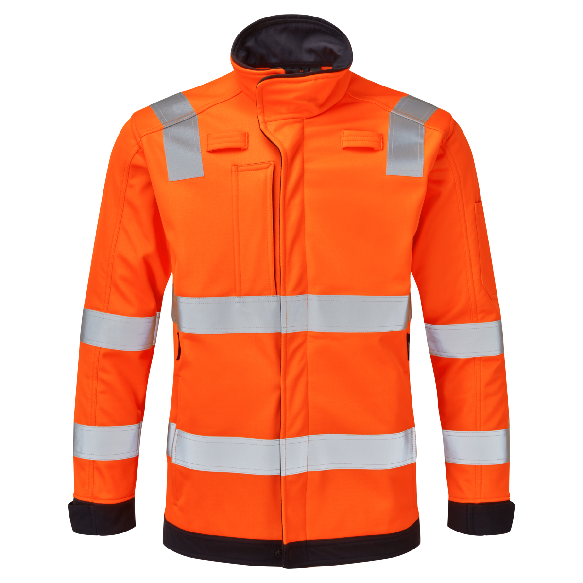 AS0059_HAZTEC_Cossack_AS_FR_HV_Softshell_Jacket_Front
